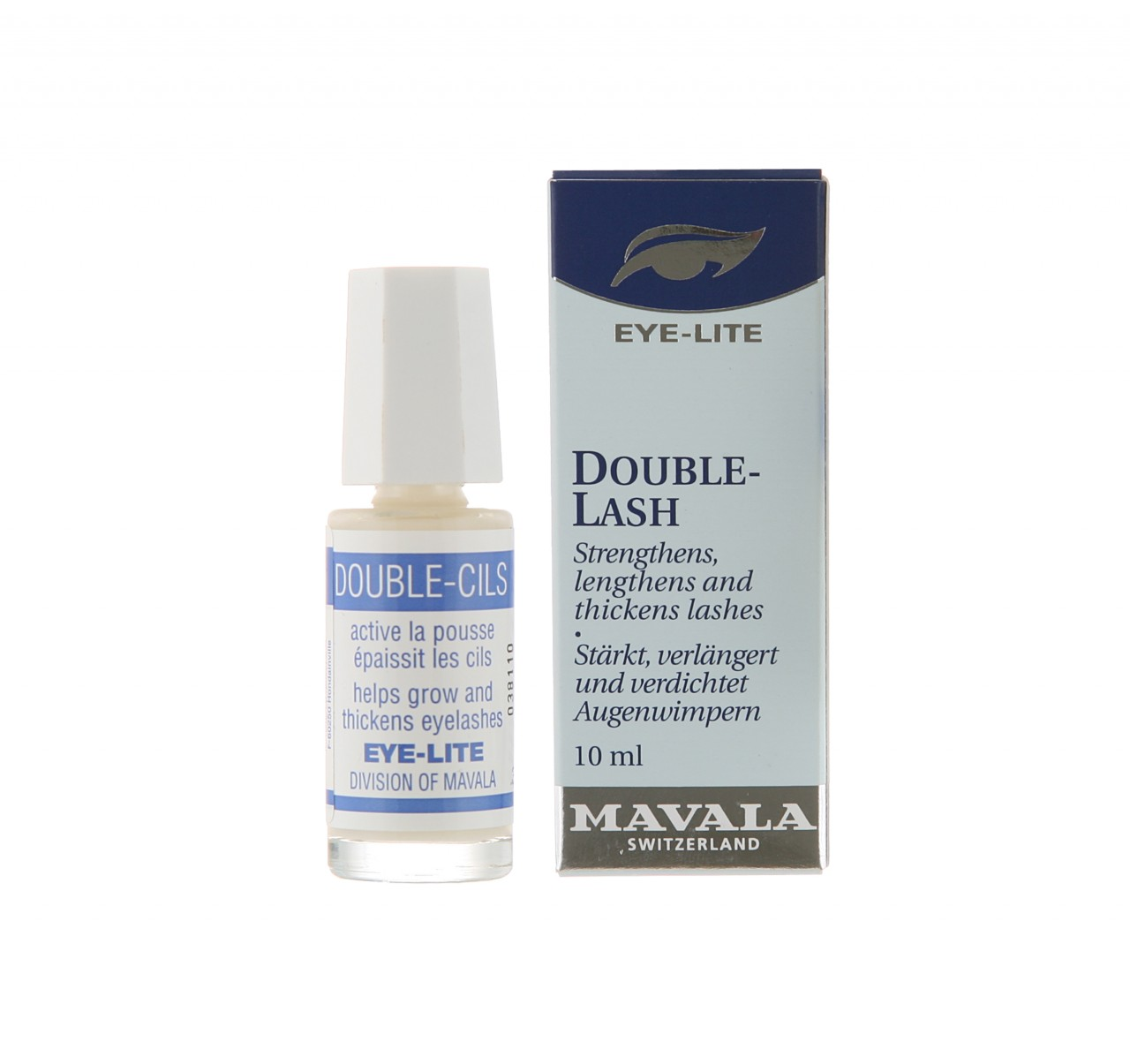 Mavala double lash product